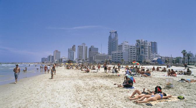 Nytt resmål hos Ving, Tel Aviv