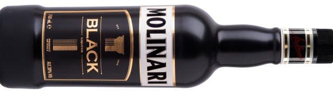 Molinari Black är en mörk italiensk familjehemlighet